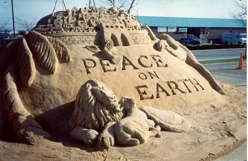 """""""Peace on Earth"""""""