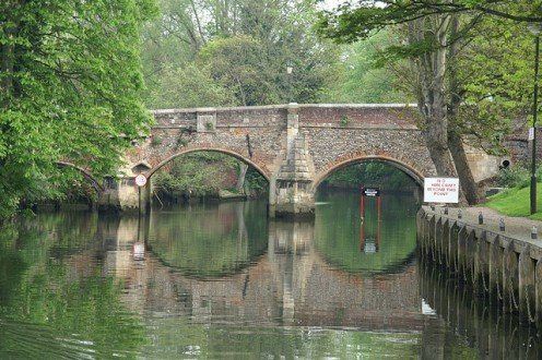 Bishop Bridge, Norwich