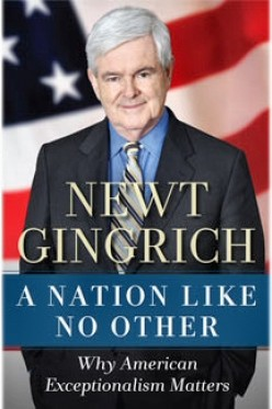 """A Nation Like No Other"" by Newt Gingrich - A Review"