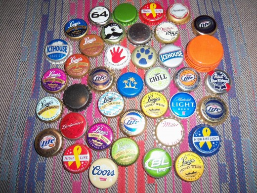 Until then grab yourself some loose bottle caps & start collecting