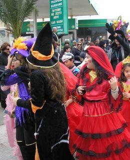 Carnival in Crete