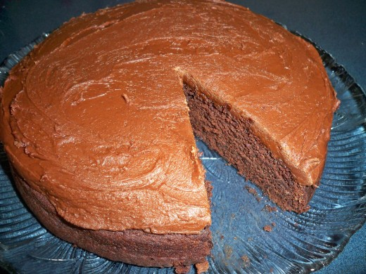 This Chocolate Orange Cake is Beyond Good