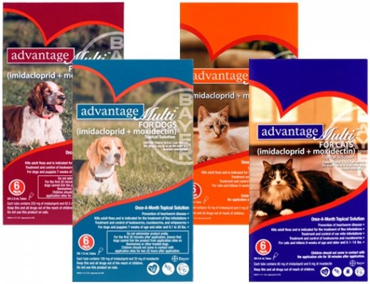 Another choice brand of flea meds.