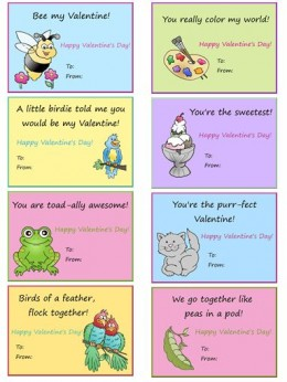 To download these Valentines, follow the link below.