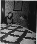 Eleven Similarities between Genealogy and Quilting