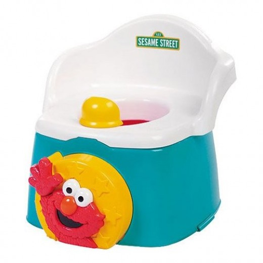 Potty training chair for boys and girls