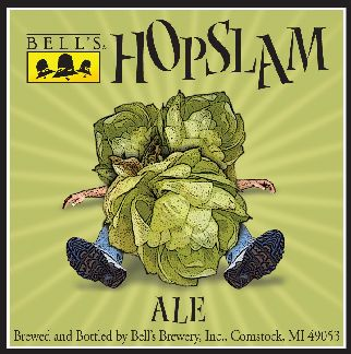 Bell's Hopslam. One of my top beers of all time.