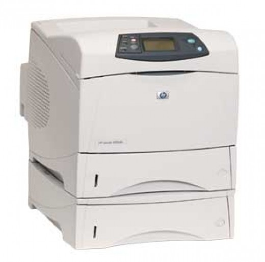Typical Modern Day Laser Printer: HP 4350tn