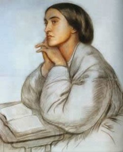 christina rossettis poetry controlled and passionate essay Victorian women in literature christina rossetti's rose imagery is seen throughout the poem to indicate values of love and passion of women towards.