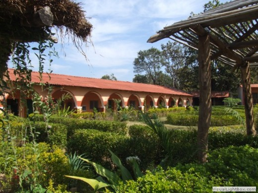 A budget Resort
