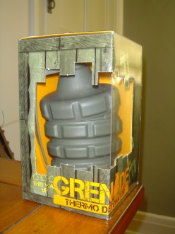 Grenade Thermo Detonator | Fat Burner Pills Review (Live Update)