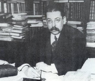 José Enrique Rodó, Uruguayan writer and politician