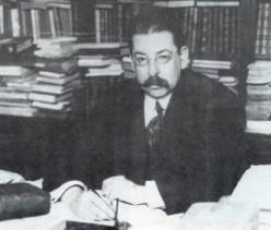 José Enrique Rodó, Uruguayan writer and politician