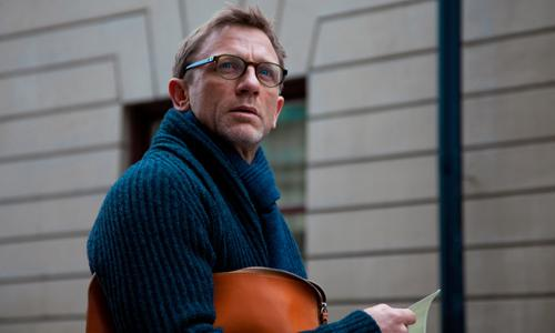 Daniel Craig as Mikael Blomkvist