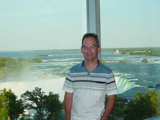 Room with a View - one night stay in Niagara Falls, Canada