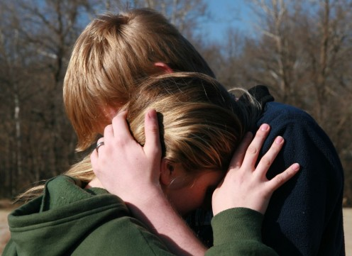 Forgiveness is important in making relationships work, regardless of special occasions.