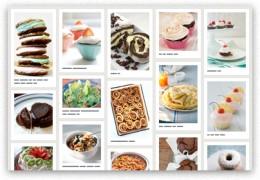Food and Recipe Pins