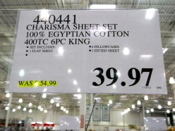 Florida Store shows the original price before the mark-down.  They must have read this article.
