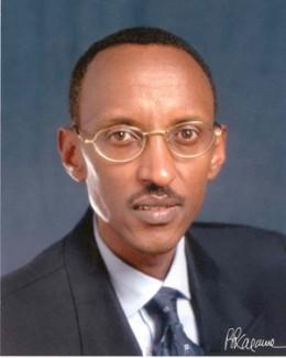 Paul Kagame, Rwanda