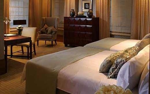 Lavish Guest Room