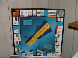 Hilton- Head-Opoly games can be purchased in the gift shop at the welcome center and are a fun way to learn about Hilton Head Island.