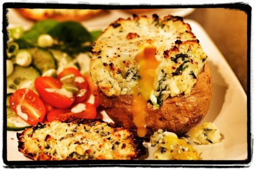 Serve with a side salad