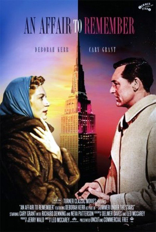 An Affair to Remember - poster