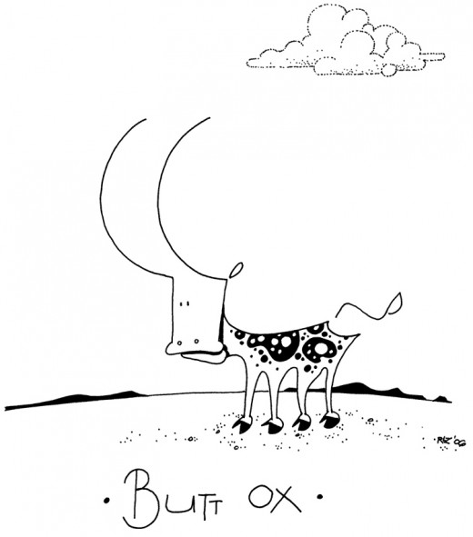 Butt Ox