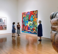 Unknown Beauty: How to Visit an Unfamiliar Art Museum When Traveling