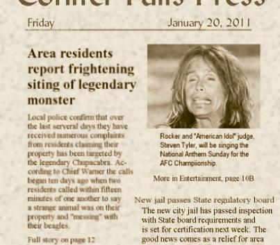 Steven Tyler headline