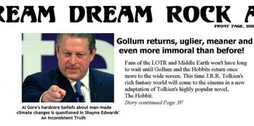 Al Gore headline