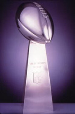 What is the Lombardi Trophy?