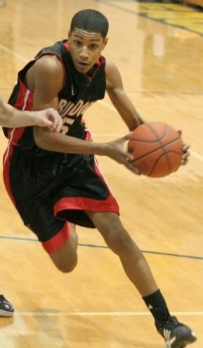 Ray Lee basketball player class of 2012 Romulus High school