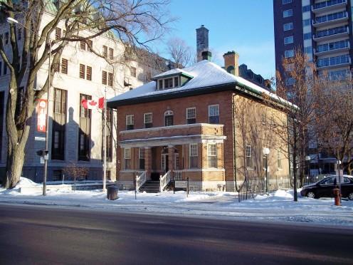 Louis St.-Laurent Heritage House, 201 Grande Allée Est, Quebec