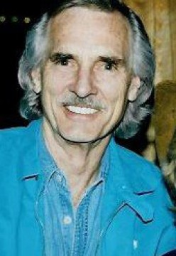 """DENNIS WEAVER AS """"CHESTER,"""" IN A RARE CAMEO APPEARANCE. HIS INTERVIEW WITH HOLLYWOOD MAGAZINES ABOUT HIM RETIRING OUT OF FEAR OF GUNS, WAS NEVER PUBLISHED."""