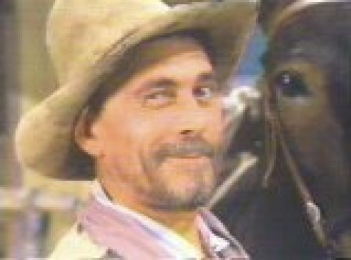 "KEN CURTIS AS ""FESTUS,"" WHO BLEW INTO DODGE CITY ONE DAY, AND LIKE MAGIC, WAS MATT'S DEPUTY REPLACING THE RETIRED-CHESTER GOODE AKA/ DENNIS WEAVER."