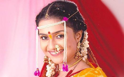 Mahrashrian Bride