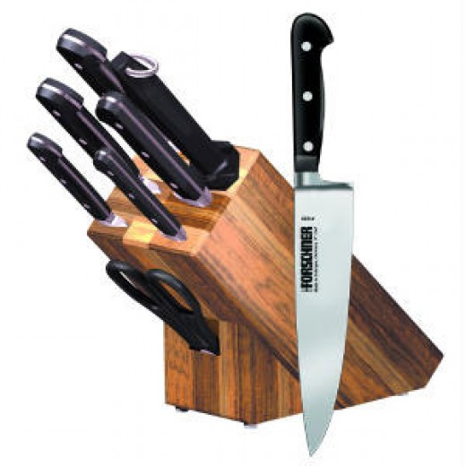 Typical Chef Knife Set by Victorinox