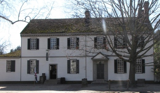 Greenhow Store, Colonial Williamsburg