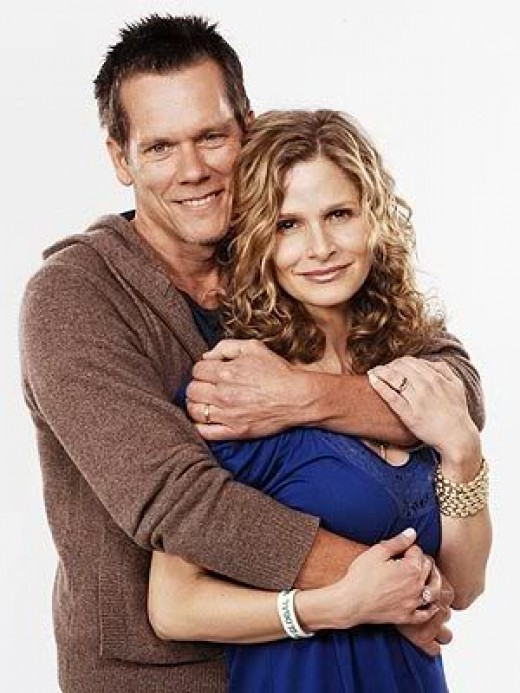Kyra Sedgwick and Kevin Bacon are Married with  Two Grown Children