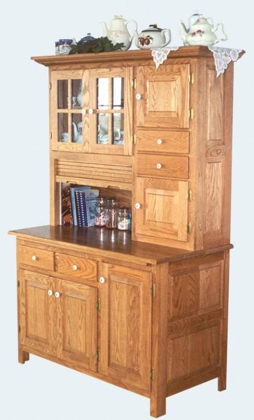 Hoosier Kitchen Cabinets