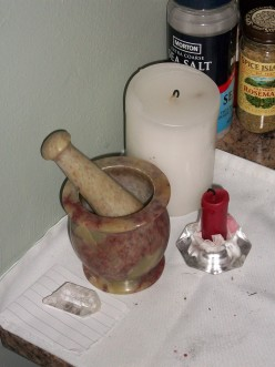 Healing Spell for a Loved One