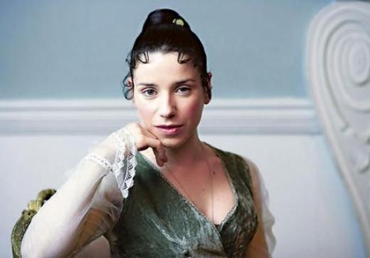 """Sally Hawkins as Anne in """"Persuasion"""" (2007)"""