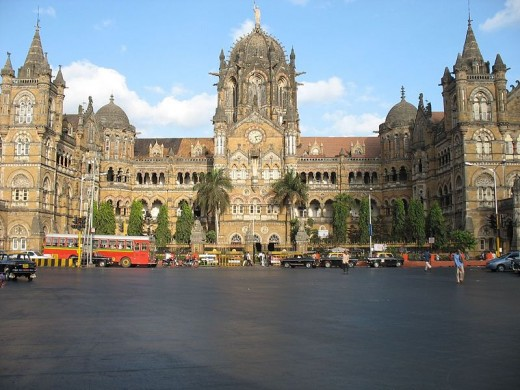 CST Station -Main  station near downtown