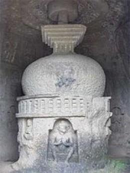 Kanheri Caves- 1st Century BCE