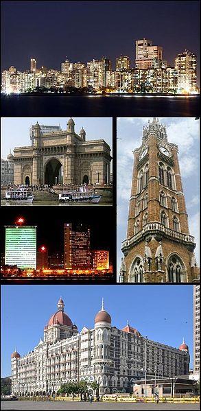 Land Marks near downtown- Gate Way Of India, Raja- Bai- Tower, Tajmahal Hotel, Nariman Point