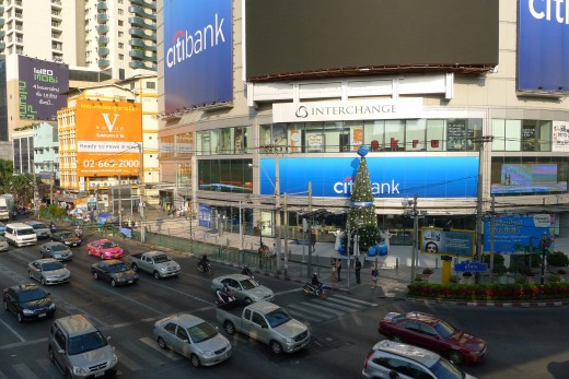 Asoke/Sukhumvit Road Junction - The Heart of Sukhumvit District