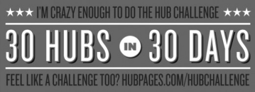 Hub 28 in the 30/30 Hub Challenge