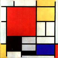 Piet Mondrian, Fine Artist of the Early 20th Century