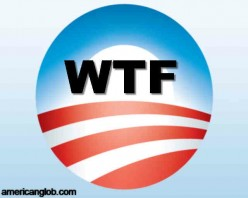 WTF or as Obama Likes to Call it His New Campaign Slogan...